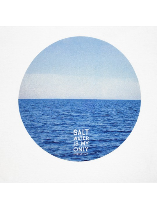 Salt Water is My Only Medication Tshirt